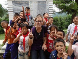 american-english-teacher-china-field-trip-elementary-class-300x225